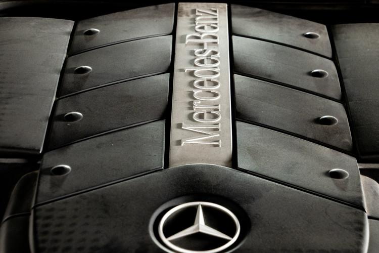2000 Mercedes Benz SL500 Blue Edition 43