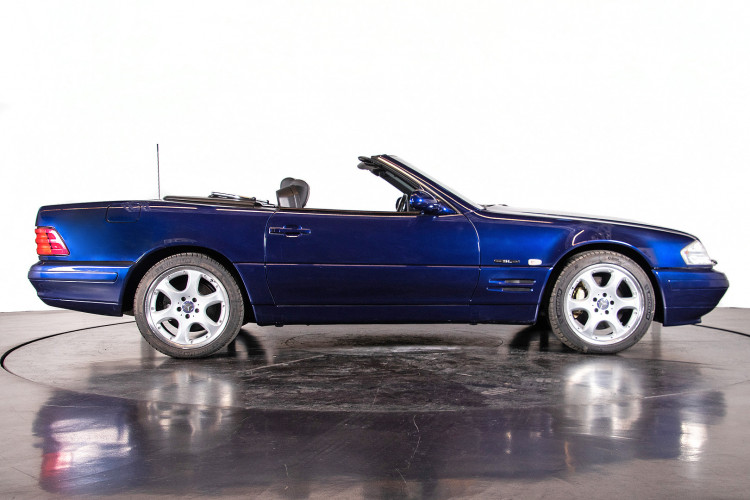 2000 Mercedes Benz SL500 SL Edition 4