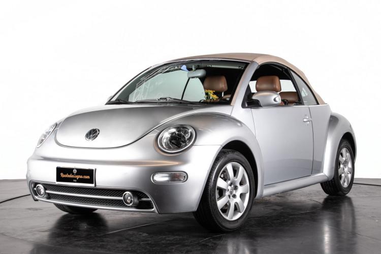 2004 Volkswagen New Beetle Cabriolet 0