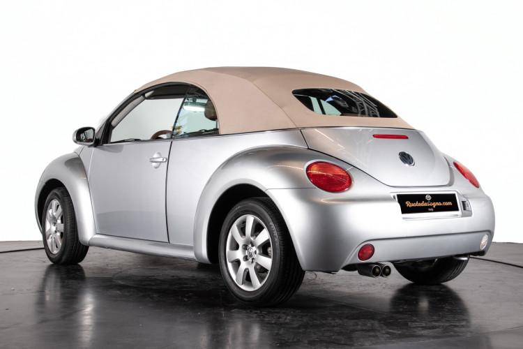 2004 Volkswagen New Beetle Cabriolet 7