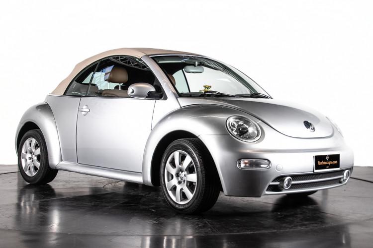 2004 Volkswagen New Beetle Cabriolet 6