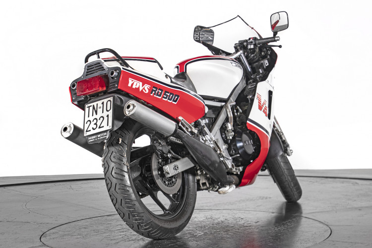 1984 YAMAHA RD 500 V4 2
