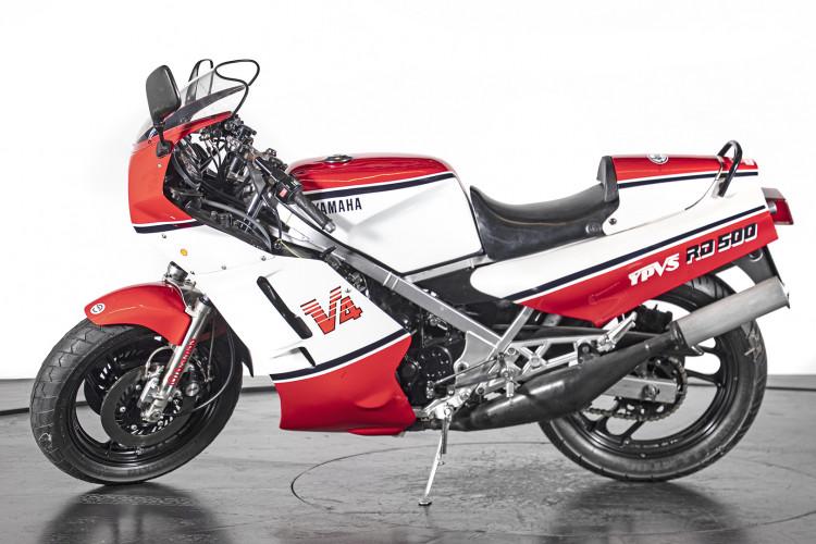 1984 YAMAHA RD 500 V4 5