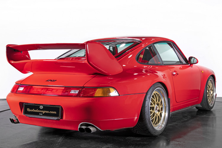 1995 PORSCHE 993 CARRERA RS CLUBSPORT 1