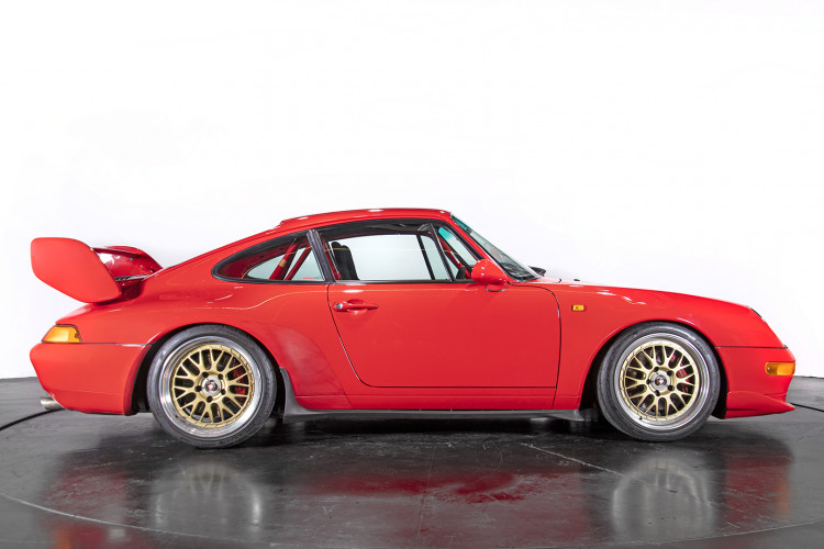 1995 PORSCHE 993 CARRERA RS CLUBSPORT 0
