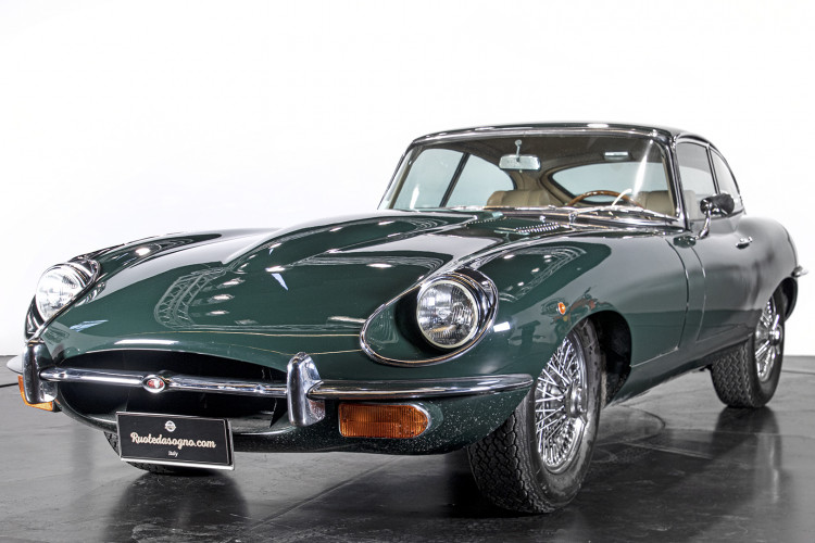 1969 JAGUAR E-TYPE COUPè 0