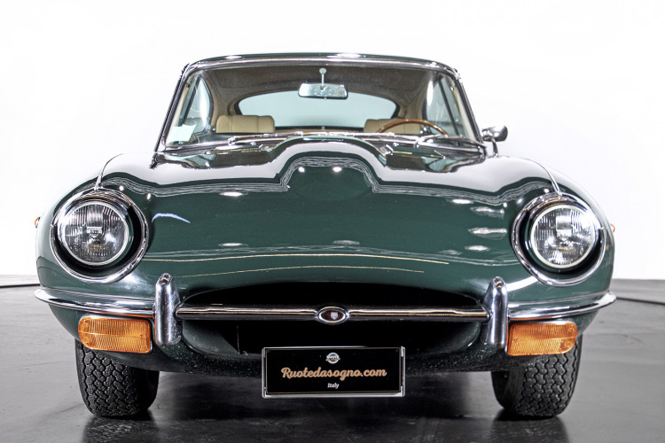 1969 JAGUAR E-TYPE COUPè 1