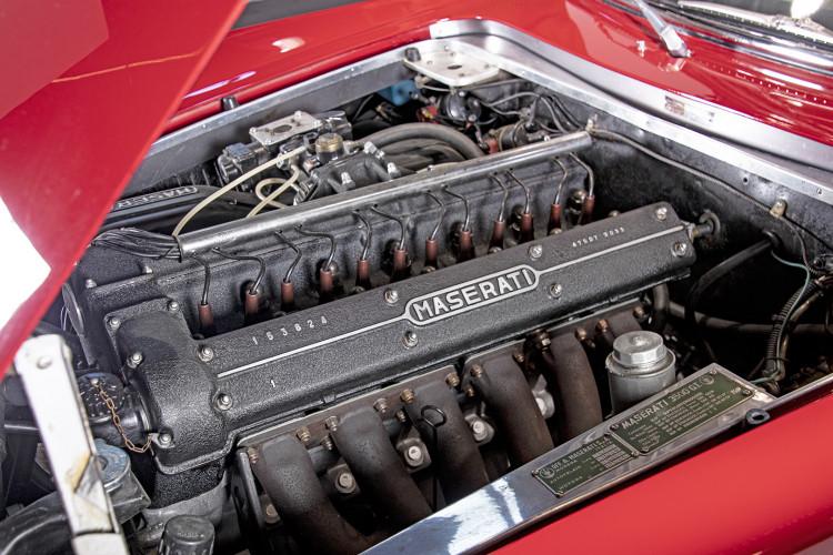 1964 MASERATI 3500 GTi 34