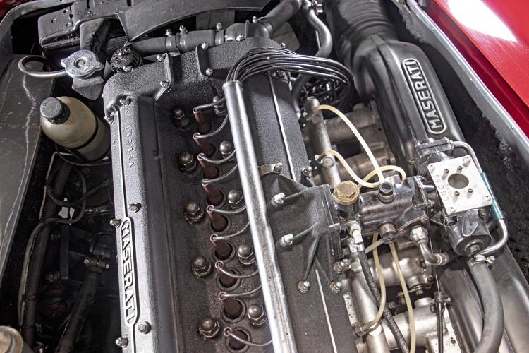 1964 MASERATI 3500 GTi 41