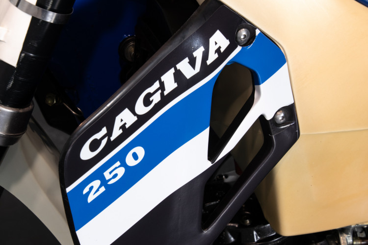 1992 Cagiva WRX 250 12