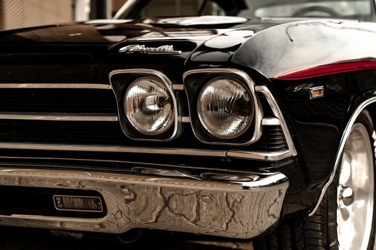 1969 Chevrolet Chevelle SS 9