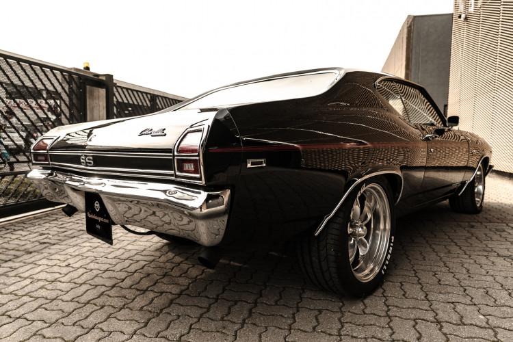 1969 Chevrolet Chevelle SS 4