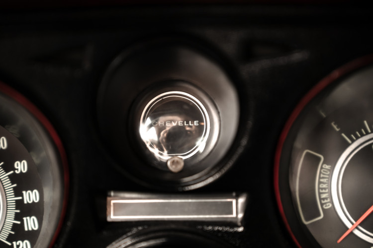 1969 Chevrolet Chevelle SS 31