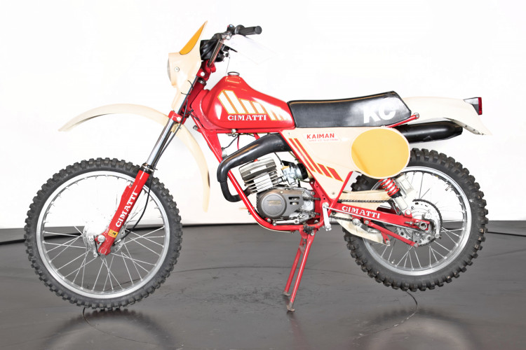 1982 Cimatti Kaiman X21  0