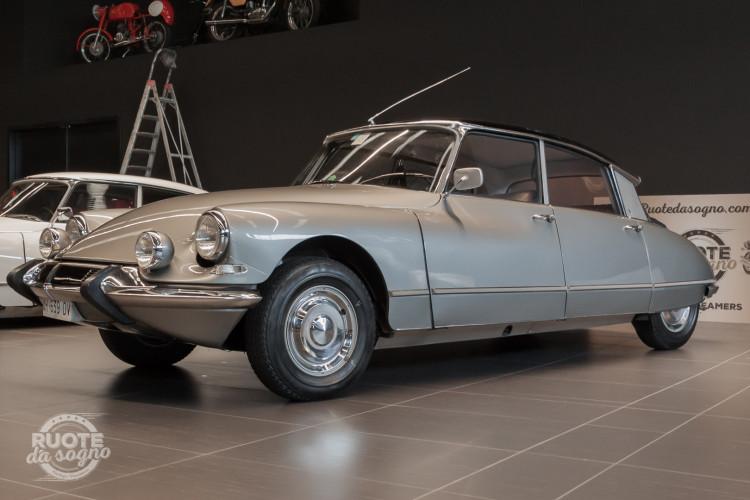 1965 Citroen DS21 Pallas 0