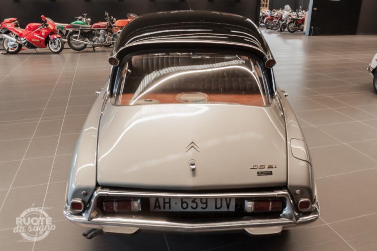 1965 Citroen DS21 Pallas 4