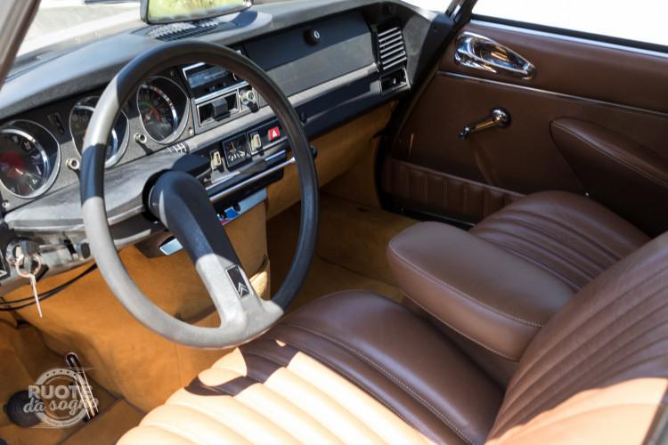1972 Citroen DS23 Pallas 7