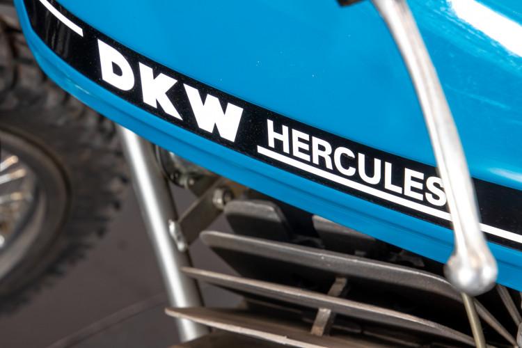 1973 DKW Hercules 125 GS 9