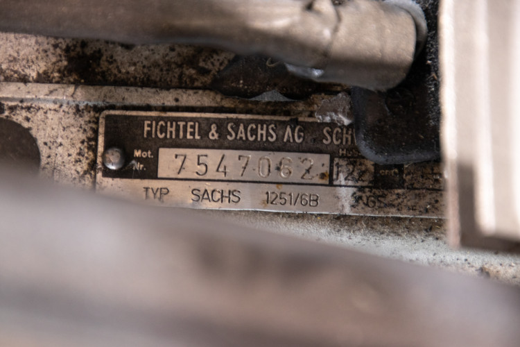 1973 DKW Hercules 125 GS 18