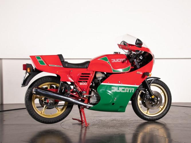1983 Ducati 900 MHR 6