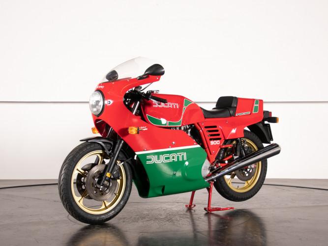 1983 Ducati 900 MHR 16