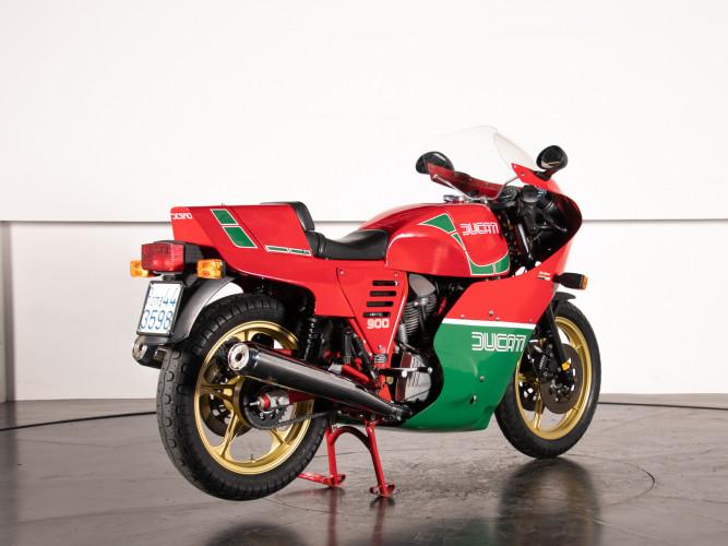 1983 Ducati 900 MHR 4