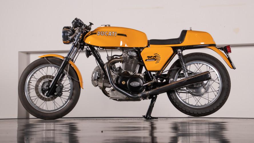 1978 Ducati 750 S 11