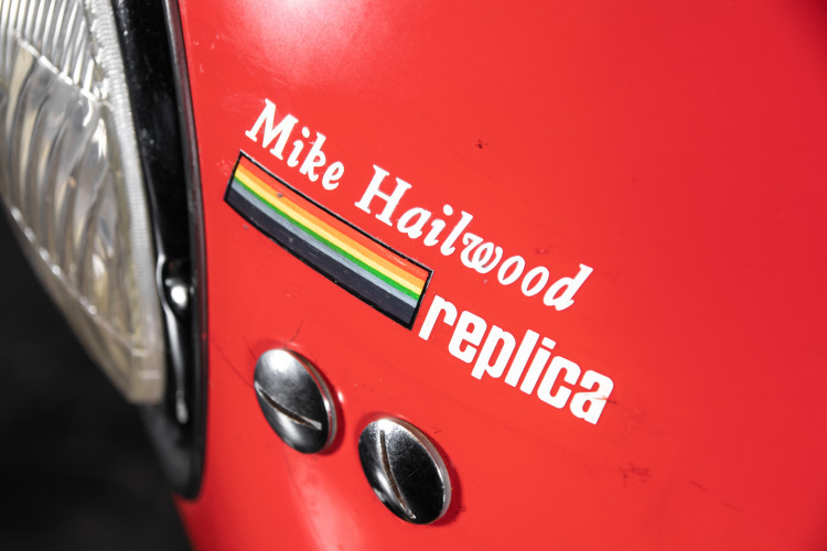 1983 Ducati 900 Mike Hailwood Replica 16