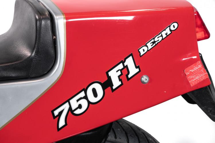 1986 Ducati 750 F1 Montjuich 10