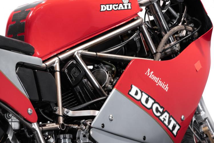 1986 Ducati 750 F1 Montjuich 15