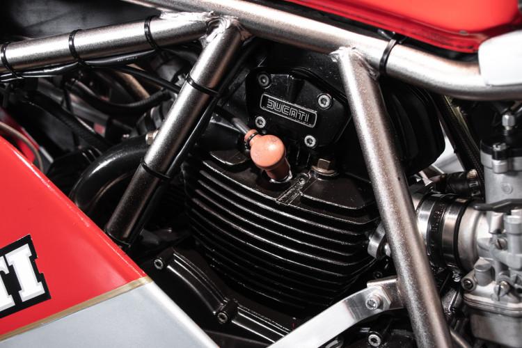1986 Ducati 750 F1 Montjuich 28