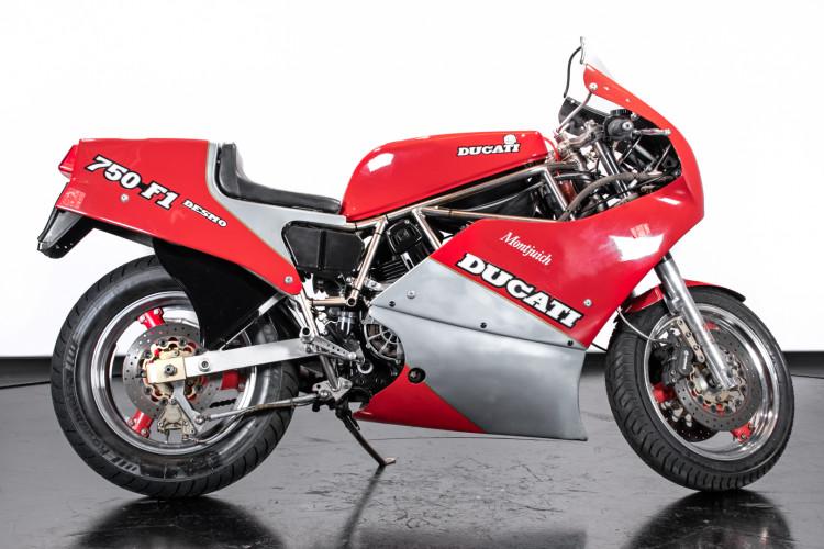 1986 Ducati 750 F1 Montjuich 1