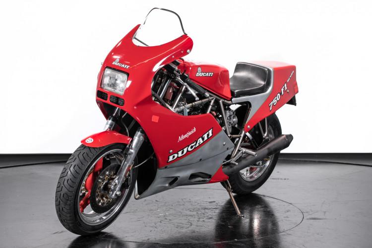 1986 Ducati 750 F1 Montjuich 4