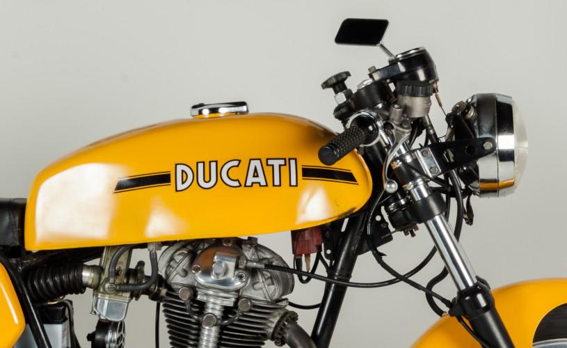 1974 Ducati Desmo 350 6