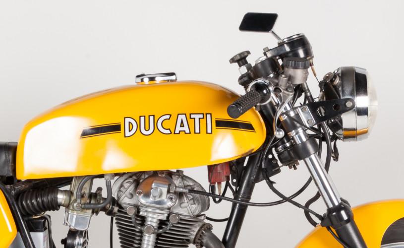 1974 Ducati Desmo 350 7