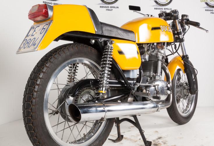 1974 Ducati Desmo 350 11