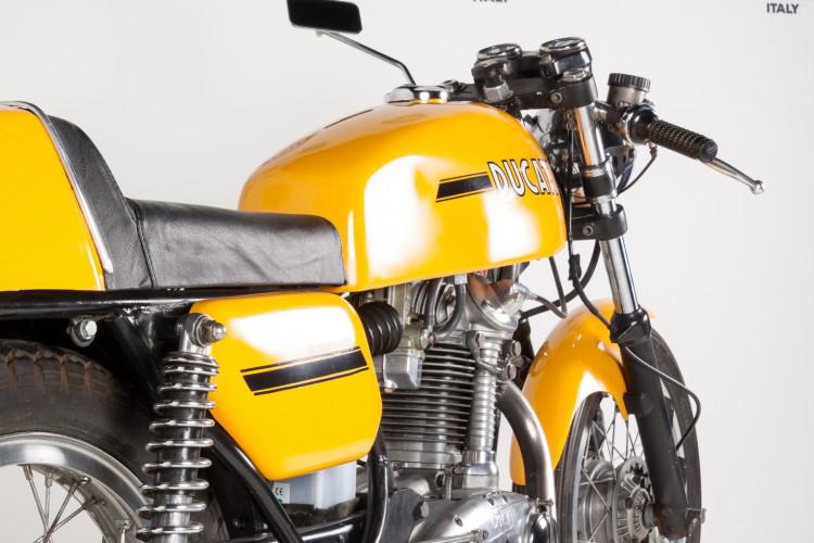 1974 Ducati Desmo 350 12