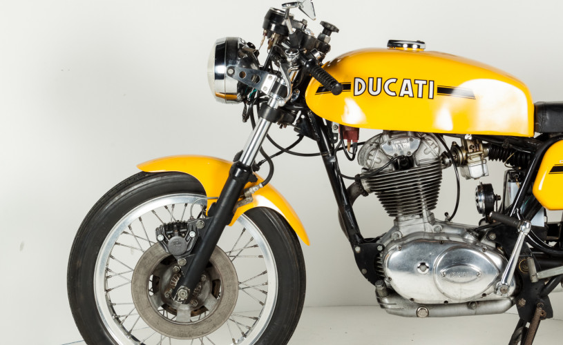 1974 Ducati Desmo 350 2