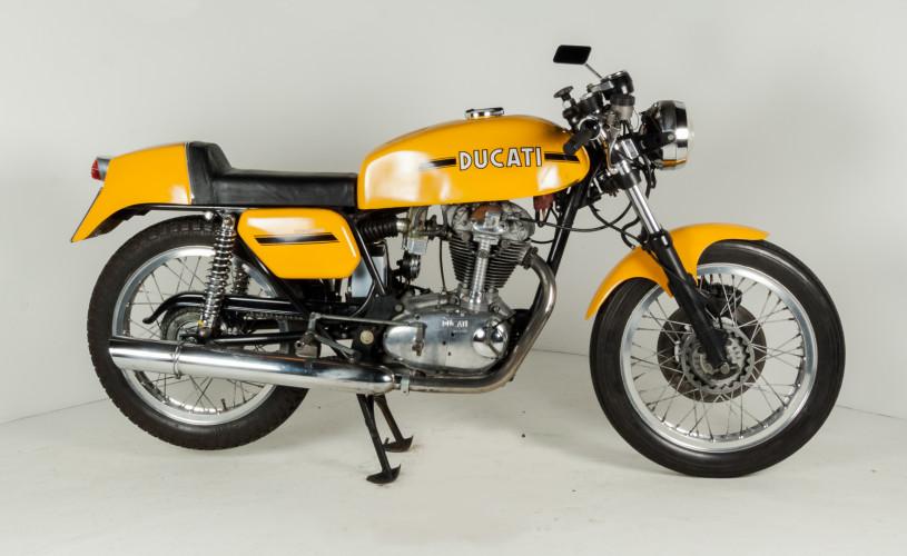 1974 Ducati Desmo 350 4