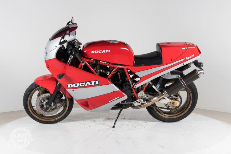 1989 Ducati 820 MAGNESIO PROTOT. 3