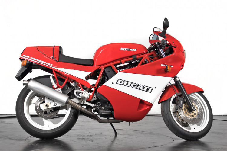 1990 Ducati 900 SuperSport 3