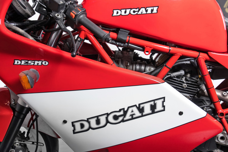 1990 Ducati 900 SuperSport 8
