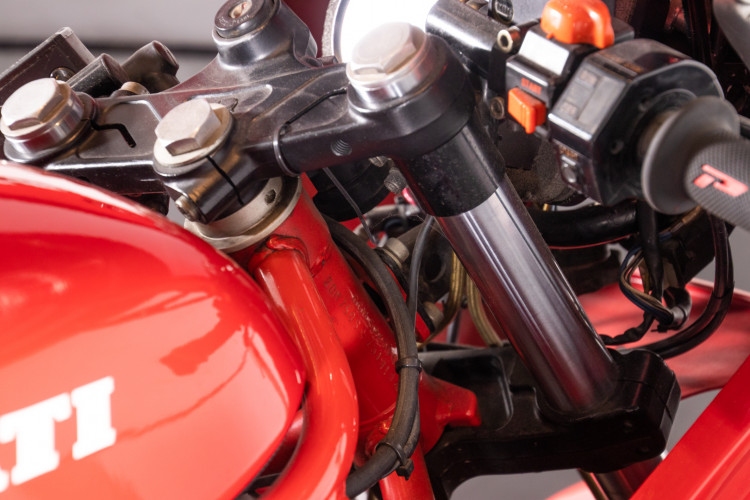 1989 Ducati 820 MAGNESIO PROTOT. 18