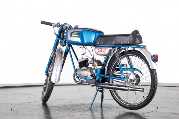 1965 DUCATI SS 10