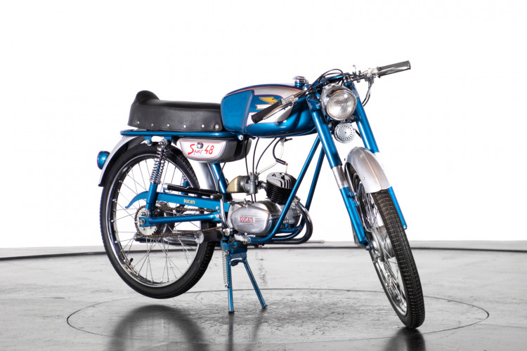 1965 DUCATI SS 5