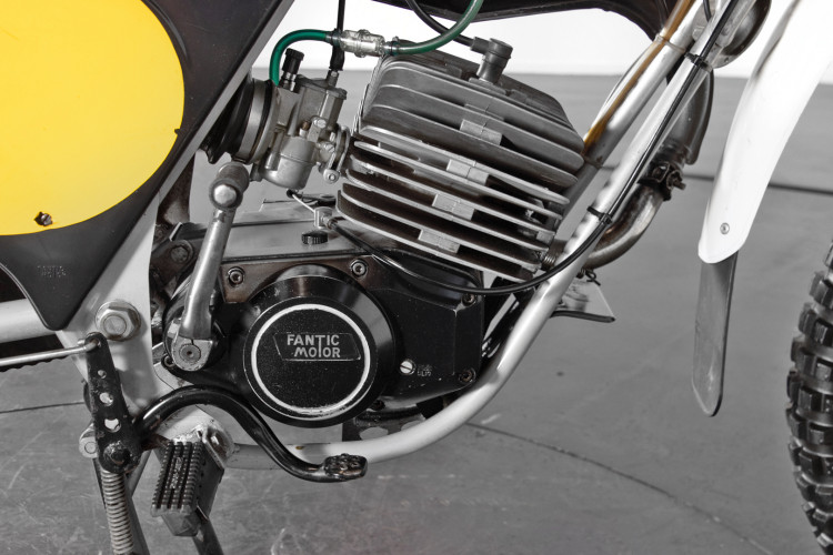1975 FANTIC MOTOR TX 190 10