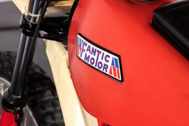 2000 FANTIC MOTOR TX 190 9