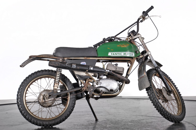 1971 FANTIC MOTOR CABALLERO 100 CROSS TX92 4