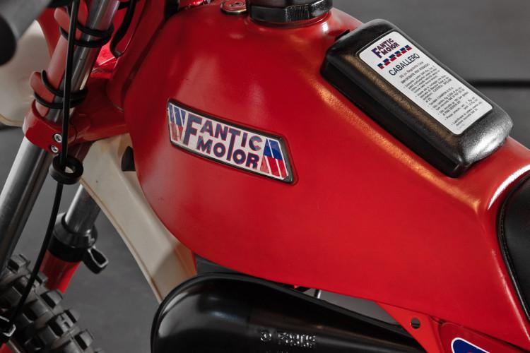 1982 FANTIC MOTOR TX 190 7