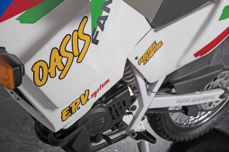 1987 FANTIC MOTOR OASIS 50 19